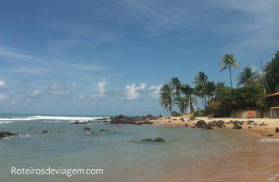 Praia da Cacimba - Baía Formosa