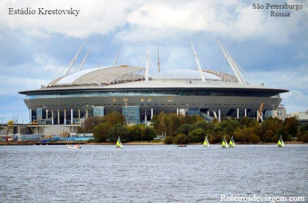 Estádio Krestovsky
