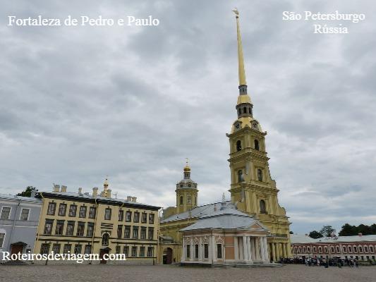 Fortaleza de Pedro e Paulo