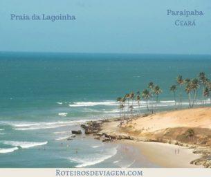Praia da Lagoinha em Paraipaba