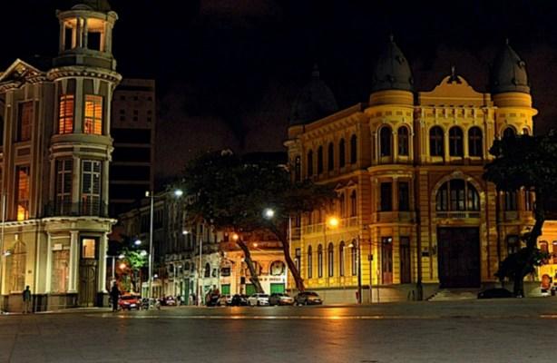 Recife a noite