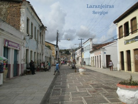 Cidade Histórica de Laranjeiras