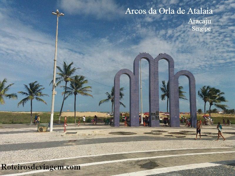 Arcos Orla do atalaia