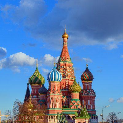 viagem-para-russia - Catedral de São Basílio - Moscou