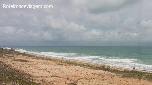 Praia Barreira D´Água