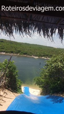 Praia de Jacumã - Kamikase