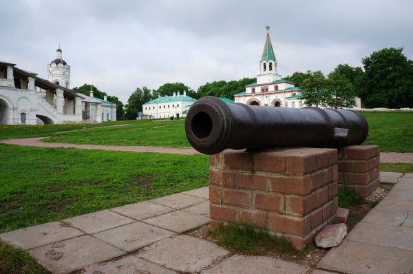 Parque Kolomenskoye