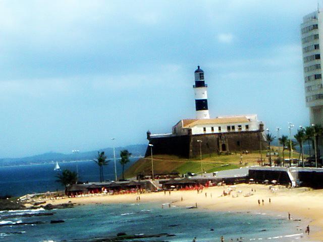 praias de Salvador