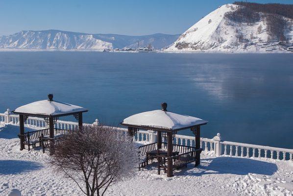 Lago Baikal- Siberia